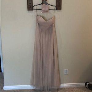 Jenny Yoo Annabelle Convertible Dress